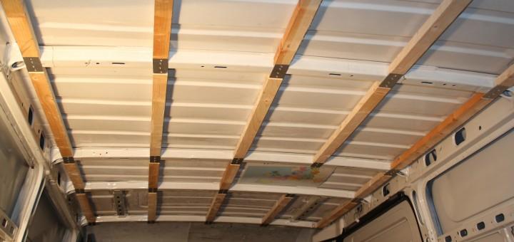 Lattes plafonds