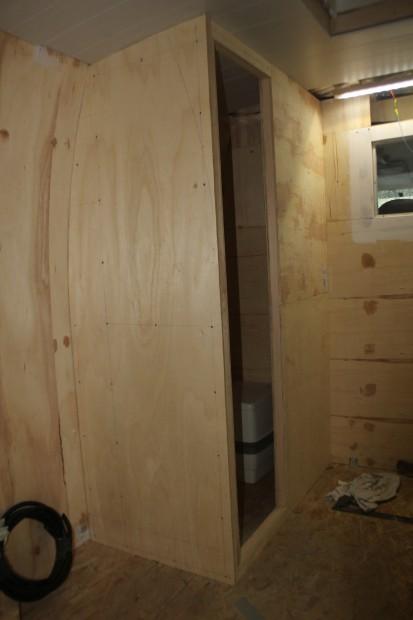 Cabine de douche poimobile for Porte douche plexiglas