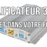 Amplificateur 3g/4g