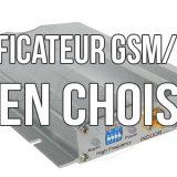 amplificateur GSM/3G/4G