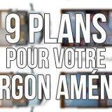 Plans fourgons aménagé