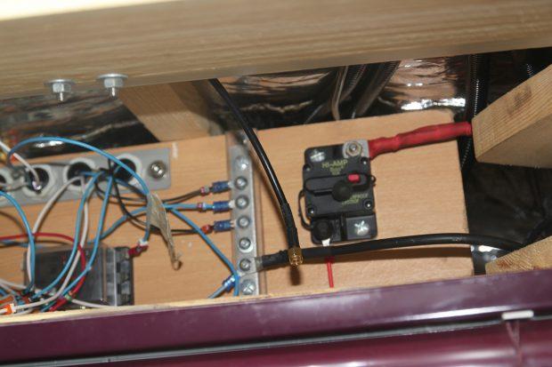 câble antenne extérieure pour l'amplificateur