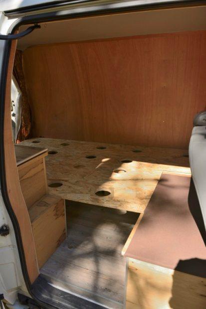 aménagement Citroën Jumpy