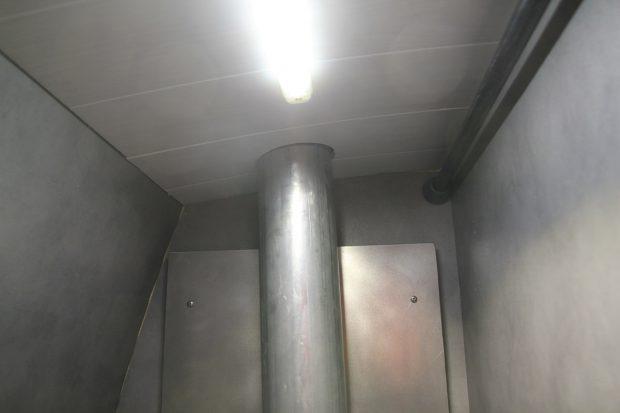 tube en ferraille inox