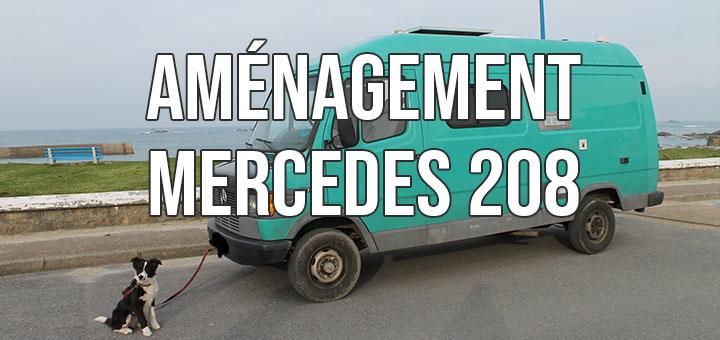 aménagement fourgon mercedes 208