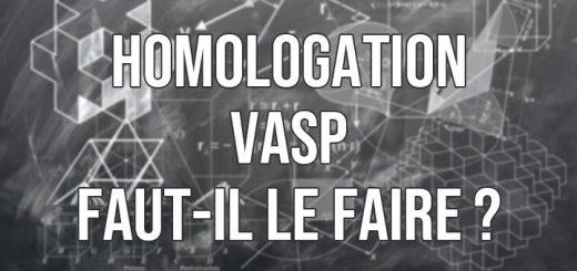 Homologation VASP fourgon aménagé