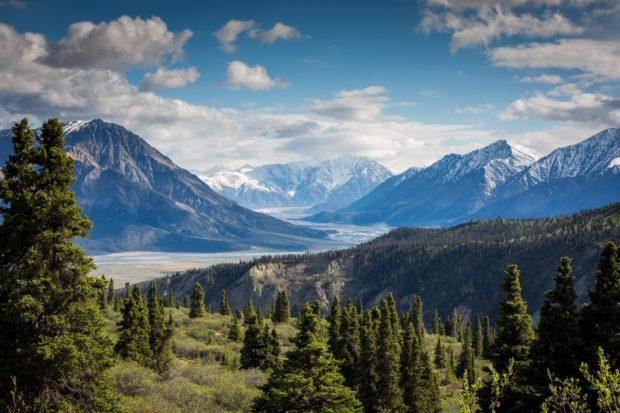 Paysage Magnifique du Canada