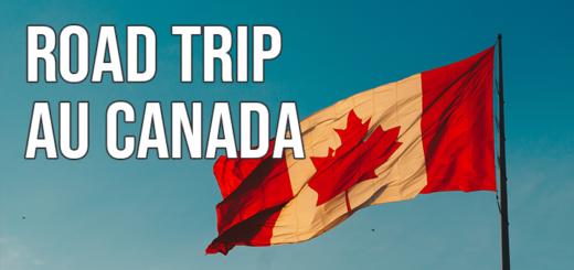 Road Trip au Canada
