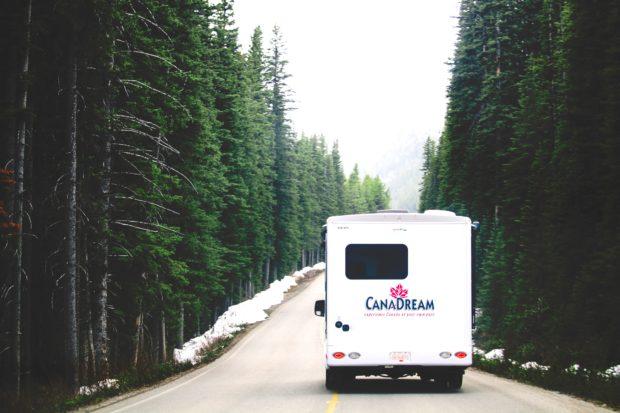 Voyager en Van au Canada