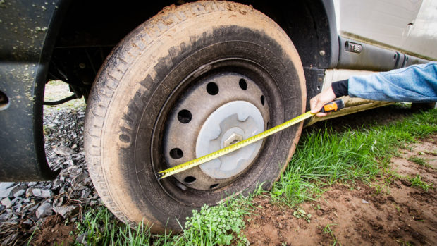 Connaitre le diamètre des pneus et des jantes