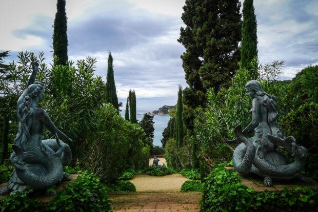 Les jardins de Santa Clotilde