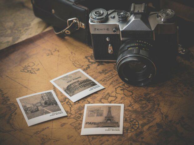 Des photos de voyage pour son van aménagé